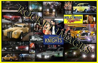 Hollywood Knights 1980 Custom Movie Poster 11x17 Buy any 2 Posters Get 3rd Free! - Buy Custom