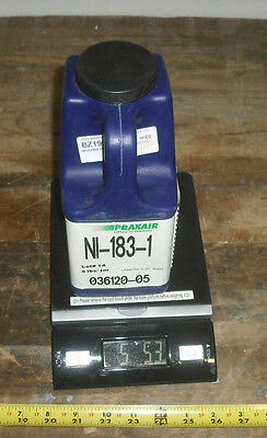 Thermal Spray Plasma Powder Praxair Surface Technologies Ni-183-1 5 Lbs Jar