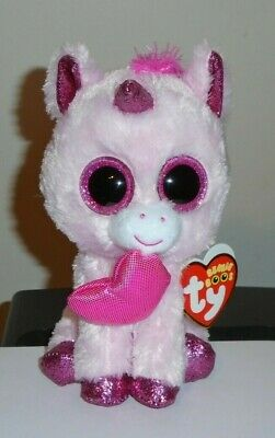 6 Inch NEW MWMT European Exclusive Ty Beanie Boos ~ ASIA the Tiger