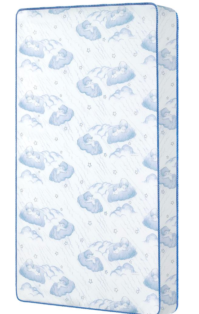 Baby Crib Foam Mattress for Infant Toddler Bed Cradle Full S