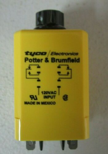 Tyco Potter & Brumfield  CLB-51-70010 Time Delay