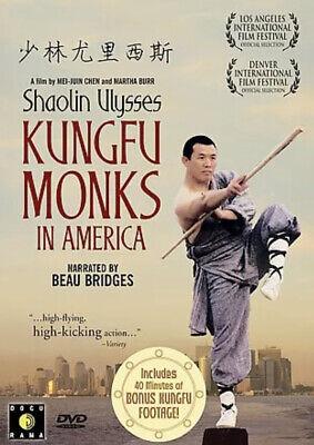 Shaolin Ulysses: Kung fu Monks in America DVD