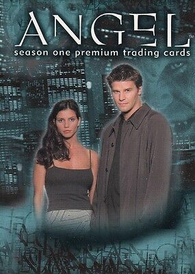 Angel Season 1 Trading Card Set (90 Cards)