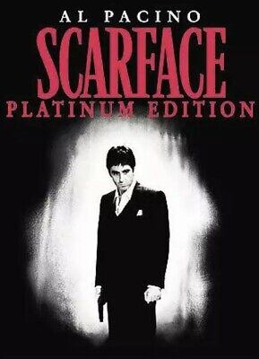 Scarface Platinum Edition BRAND NEW DVD AL PACINO