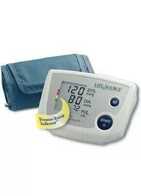 LifeSource UA-767PV One-Step Auto-Inflation Blood Pressure Monitor !!!