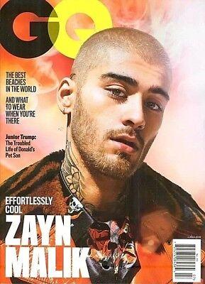 ZAYN MALIK GQ magazine July 2018 SEALED for sale  Lake Worth