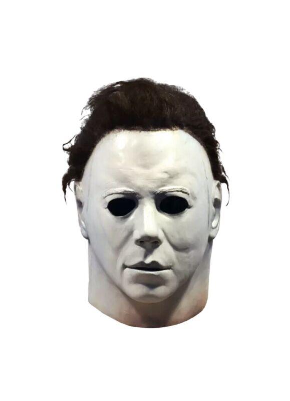 Brand New! Halloween 1978 Michael Myers Mask Trick or Treat Studios