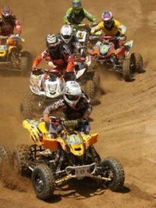 Looking for a racing atv have $1500 cash
