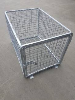 Dog Cage - Heavy Duty Steel (for ute or tray). Austalian Made.
