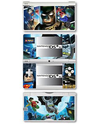 Lego Batman 2 Dc Super Heroes Vinyl Skin Aufkleber für Nintendo