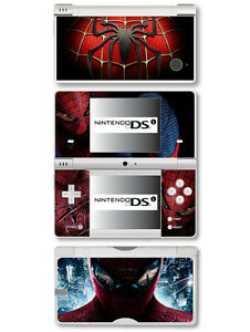 Spiderman Vinyl Skin Sticker for Nintendo DSi