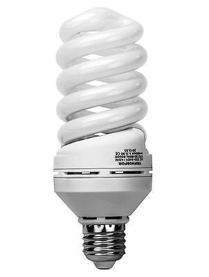 Pflanzenlicht Energiesparlampe 45W = 200W Tageslicht 5500K E27 Tageslichtlampe