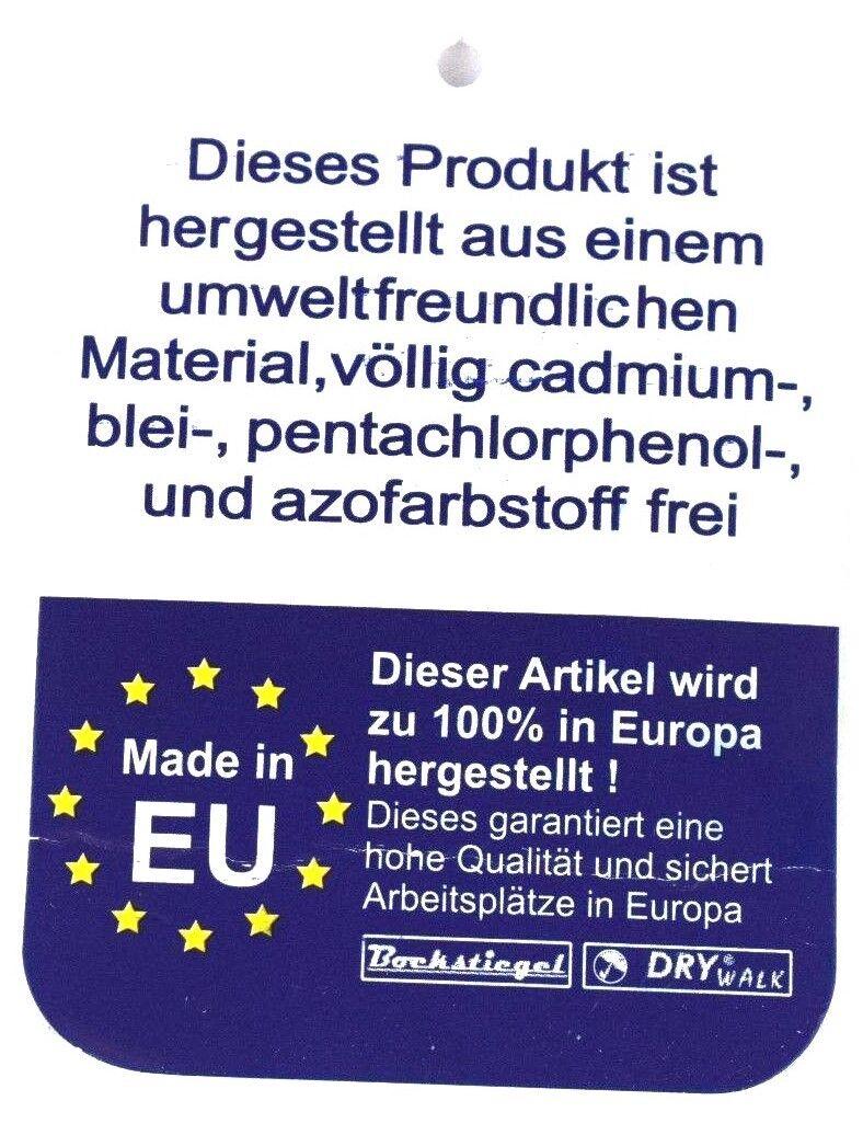 Hochwertiger Herren Gummistiefel Wattstiefel Dry Walk schwarz Nils NEU Gr. 39-48
