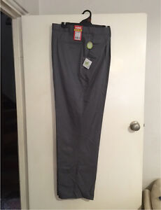 Grey work school pants slacks trousers for boys men - 112cm large BNWT West Pymble Ku-ring-gai Area Preview