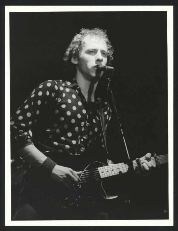 1979 DIRE STRAITS Vintage Original Photo BRITISH ROCK BAND gp