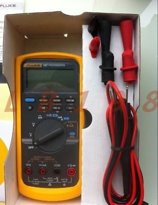 One New- Fluke 787 Processmeter Digital Multimeter Loop Calibrator Lead Set