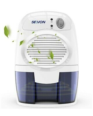 Seavon Mini Dehumidifier/quick/hygienic/protect Against Mould Growth And Odors.