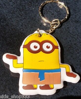 MINIONS ! Egyptian Minion Soft Keychain Key chain collectible DESPICABLE - Collectible Minions