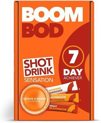 Boombod Weight Management Shot Drink, Glucomannan, High Potency, Diet and Exerci