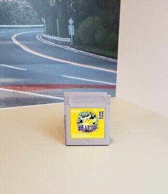 Pokemon Yellow Version Japanese Cleaned and Tested Saves US Seller Authentic