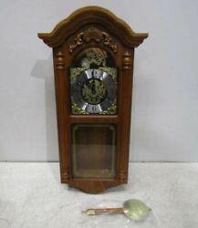 Hermle Hartfield II 70736-I9Q Chiming Wall Clock