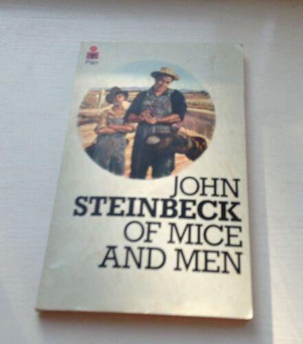 of mice and men - john steinbeck - make an offer