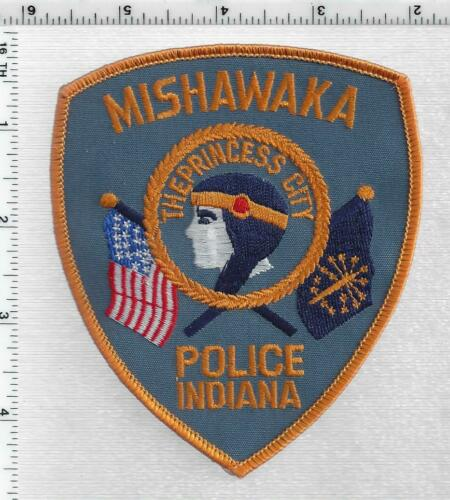 Mishakawa Police (Indiana) 2nd Issue Shoulder Patch