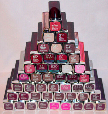 Free Shipping When You Buy 5  Maybelline Color Sensational Lipstick Yr  2009 11