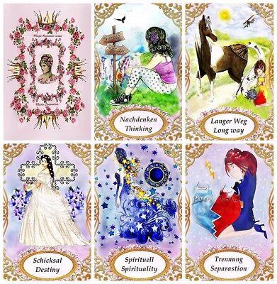 NEU * Sammlerdeck 54 Magic Romantic Cards* NEU * 2018
