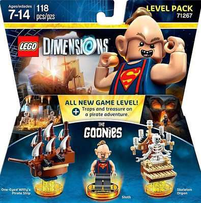LEGO Dimensions Goonies Level Pack, New