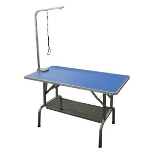 Brand new rover dog grooming table with arm and noose