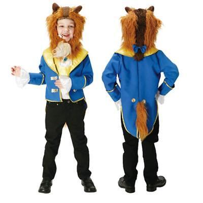 Disney die Schöne und das Biest Kinder Kleinkind Kostüm Jungen Halloween Cosplay ()