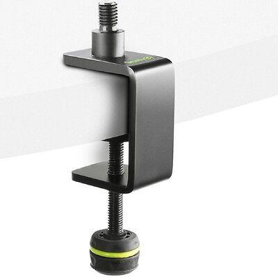 Gravity Stands Tischklemme für Mikrofone Mikrofonhalter Tischklemme MSTM-1-B NEU
