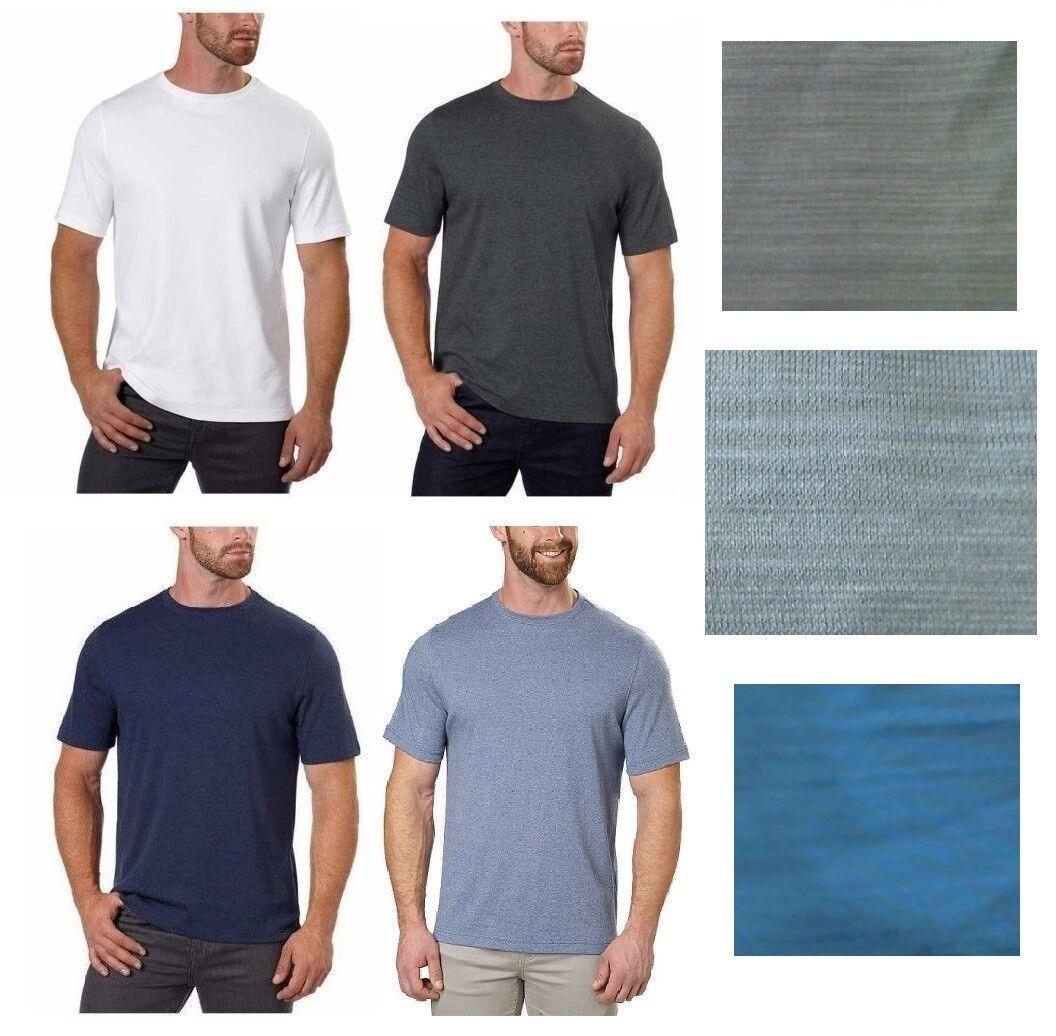 Kirkland Signature Men's 100% Cotton Classic Fit Tee, Various Sizes / Colors NWT