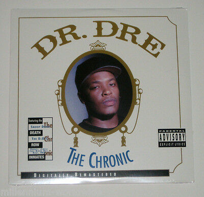 SEALED & MINT - DR. DRE - THE CHRONIC - Double 12