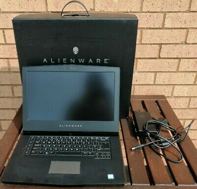 Alienware 15 R3 7700HQ, GTX 1060 6GB, 16GB, Windows 10 *UK*