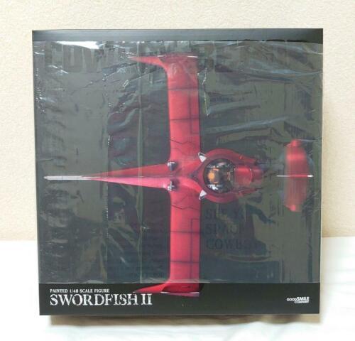Cowboy Bebop Swordfish II 1/48 LED Light up Spike Spiegel by Goodsmile Company