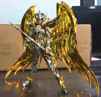 Usado, GT Great Toys Saint Seiya Cloth Myth Soul of God Gold EX SOG Sagittarius Aiolos segunda mano  Embacar hacia Mexico