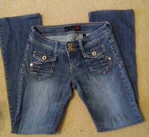 Guess blue jeans sz 26 Wagga Wagga Wagga Wagga City Preview