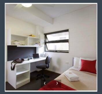 UWS Village Room for student, Parramatta, Sydney.