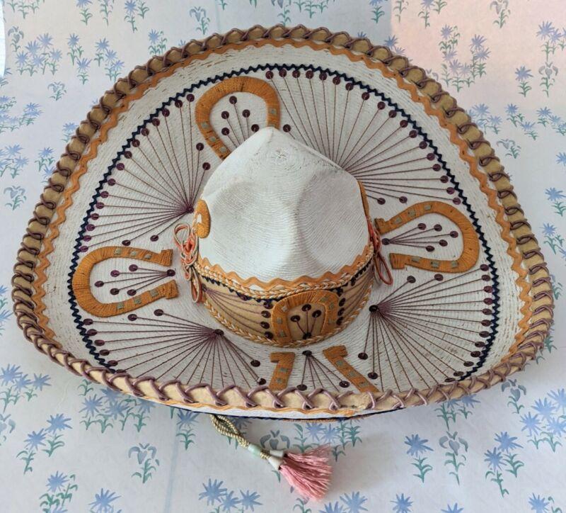 Vintage 40s 50s La Sultana De Jalisco J. Perez Castron