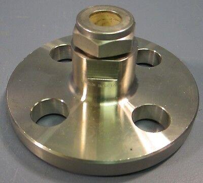 Swagelok Tubing Flange Adapters Model Ss-8f0-f8-150 12 150 D5105 316ss