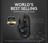 Logitech G502 HERO High Performance Wired Gaming Mouses