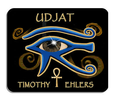 Eye Of Ra Udjat Mouse Pad Egyptian Personalize Gifts Ladies Men Ancient Egypt