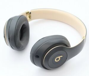 BROKEN HEADBAND!! Beats by Dr Dre Beats Studio 3 Wireless Headphones Shadow Gray