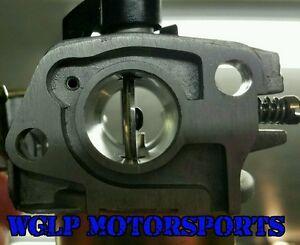 0.670 Bore Racing Carburetor 6.5 Clone GX200 212 Predator Go Kart Cart Mini Bike