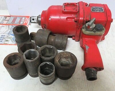 Set Central Pneumatic Impact Wrench1 Piston - 5207