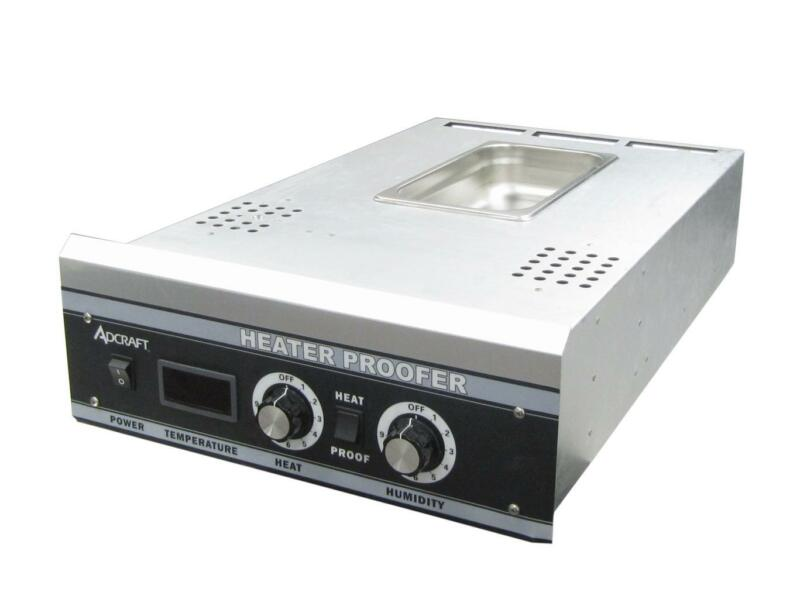 Adcraft PW-120H Proofer Control Drawer Aluminum 1800 Watt