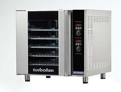 Moffat E32d5 Turbofan Electric Convection Oven Full Size 5 Pan Digital