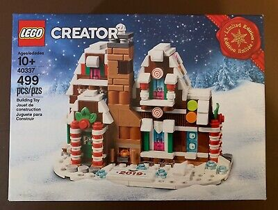 LEGO 40337 Creator Limited Edition Gingerbread House New
